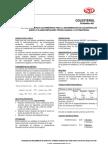 colesterol plasma o suero tenica mannnnual o automatizada