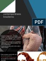 22. Artistas Contemporâneos Brasileiros