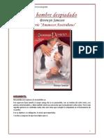 Bronwyn Jameson - Un Hombre Despiadado