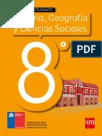 Historia, Geografía y Ciencias Sociales 8º básico - Texto del estudiante
