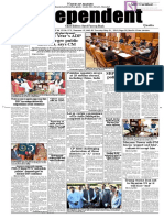 Daily Independent Quetta - 21May 2019
