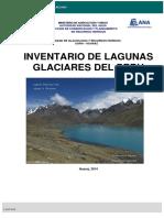 Inventario de Lagunas Del Peru Parte1