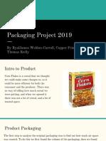 packaging presentaton 2019