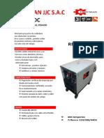 Ficha Tecnica Rn 400