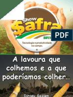 Show Safra 2016 - Palestra Dirceu Gassen