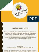 Innovación Magis 21