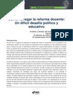 08. Cómo Navegar La Reforma Docente - M4_Weinstein_NdC