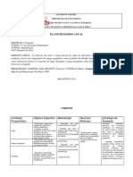 Plano de Curso 2011 - 6º Ano
