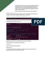 Base de Datos Replicacion