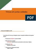 MMAT-6_trincas Em Juntas Soldadas