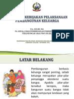 Materi Arah Kebijakan Dinas Pp Dan Pa Dalam Pembangunan Keluarga Selayar