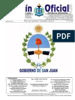 Boletín Oficial de San Juan (ENERO) 07-01-14 (P. 8 Internet)
