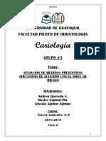 cariologia Grupo 3