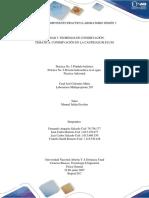 Informe Laboratorio Secion 3 Practica 5 y 6 Fisica General