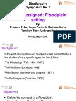 Floodplain Settings
