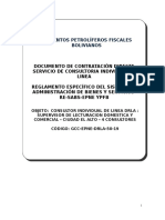 6 Modelo DCD Consultoria Individual Sup. de Lecturacion EA