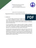Laboratorio 1 S1-2019 hidrometalurgia usach