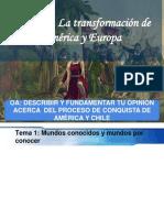 8 Unidad 2conquista de Amèrica y Chile Sintesis