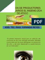 CURSO COMERCIALIZACIÓN DE CUY