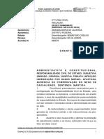Jurisprudência - Responsabilidade Civil Do Estado Por Omissão