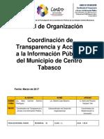 Manual Organizacion Transparencia 1er 17