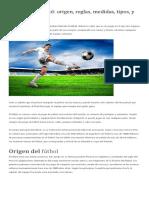 256478256932554Historia Del Fútbol