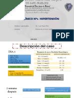 Caso Clinico- hipertensión arterial