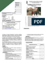Diptico Admisin 2019 Enfermeria