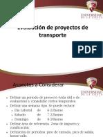 4. Evaluacio Proyectos Transporte Cuc