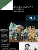 17. Surrealismo e Semana de Arte Moderna Brasileira