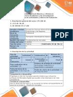 Guía de actividades y rúbrica de evaluación - Paso 4 - Aplicar los conocimientos de las unidades 1 y 2 en la  propuesta de la Mezcla de Mercadeo.docx