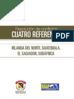 Resolución de Conflictos. CUATRO REFERENTES