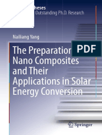 The Preparation of Nano Composites and Their Applications in Solar Energy Conversion-Springer-Verlag Berlin Heidelberg (Springer Theses) Nailiang Yang (auth.) -(2017).pdf