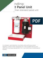 Compact Panel Unit