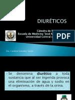 Diureticos 2013