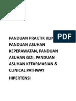 10. Clinical Pathway (Hipertensi)