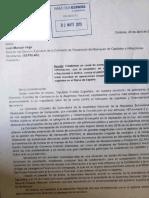 Peticiones de la Asamblea Nacional de Venezuela a España