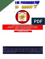 Diapositivas de Escena Del Crimen