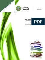 DiseA o Curricular Ciclo Basico Secundaria 1.pdf