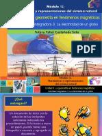 Actividad Integradora 3. La Electricidad de Un Globo/Módulo 12