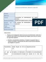 Los Procesos de Reclutamiento Seleccion e Induccion