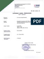 IP65 procedure