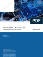 Chief Data Officer Playbook