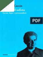 Jacques el sofista, Lacan, logos y psicoanálisis [Bárbara Cassin].pdf