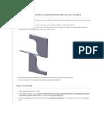 Nastran CAD Tutorial from Autodesk