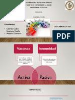 Inmunizaciones Completo