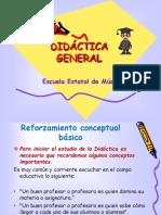 Concepto de Didactica
