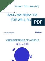 Basic Math Wellplan