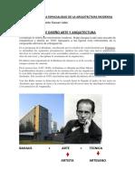 Teorias de La Espacialidad de La Arquitectura Moderna 3