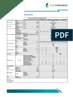 Rating Dan Spesifikasi PMCB